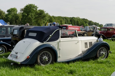 MG VA 1.5 Litre Tickford DHC by Salmons & Sons 1939 r3q