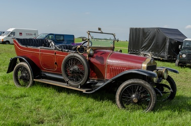Minerva EE 18 CV tourer 1913 side