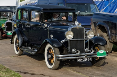 Nash Series 450 Single Six 4-door sedan 1930 fr3q