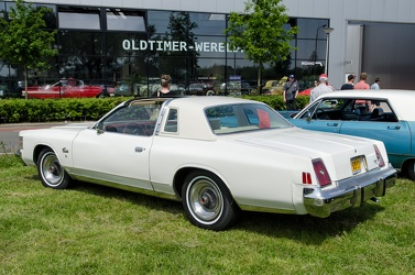 Chrysler Cordoba T-Top coupe 1979 r3q