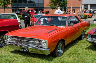 Dodge Dart Swinger 340 1969 fl3q