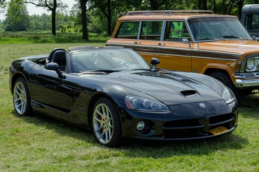 Dodge Viper ZB1 SRT-10 roadster 2005 fr3q