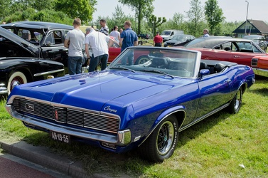 Mercury Cougar XR-7 convertible coupe 1969 fl3q