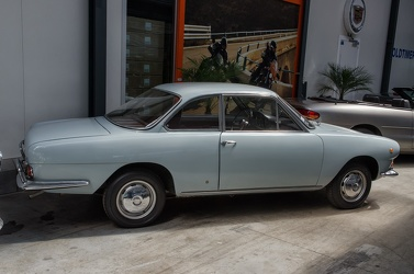 Neckar 1500 TS coupe by Siata 1966 side