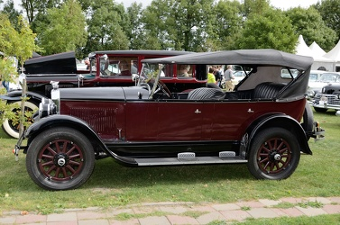 Buick Series 115 Standard Six DeLuxe sport tourer 1927 side
