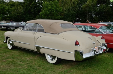 Cadillac 62 convertible coupe 1949 r3q