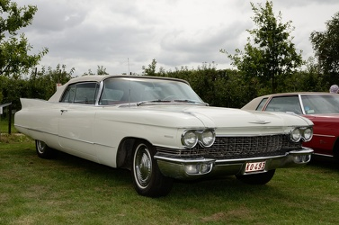 Cadillac 62 convertible coupe 1960 fr3q