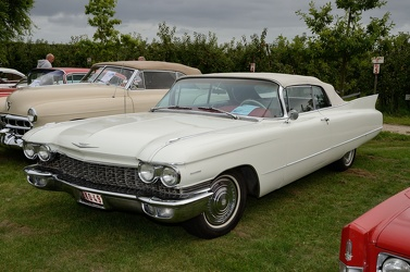 Cadillac 62 convertible coupe 1960 fl3q