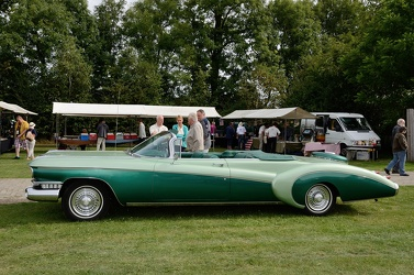 Cadillac 75 custom convertible 1959 side