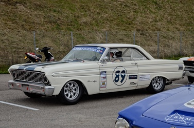 Ford Falcon Sprint hardtop coupe 1964 fl3q