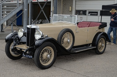 MG 18/80 HP Six Mk II tourer 1930 fl3q