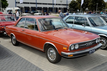 Audi 100 LS US 2-door sedan 1974 fr3q