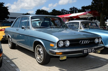 Audi 100 LS US 2-door sedan 1975 fr3q