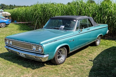 Dodge Coronet 500 convertible coupe 1965 fl3q