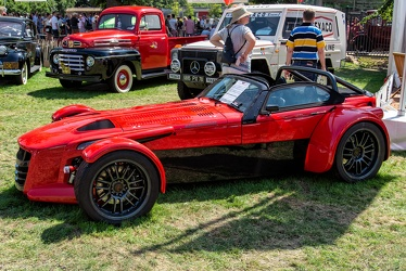 Donkervoort D8 GTO 2015 side