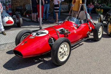 Elva 100 Formula Junior 1959 red fl3q