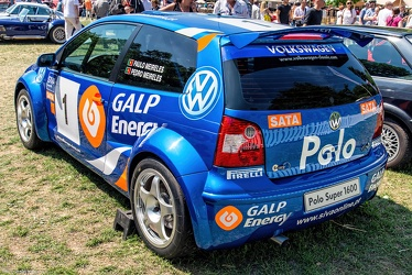 Volkswagen Polo IV Super 1600 Cup 2004 r3q