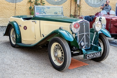 Wolseley Hornet Special tourer by Meredith Coachcraft 1933 fr3q