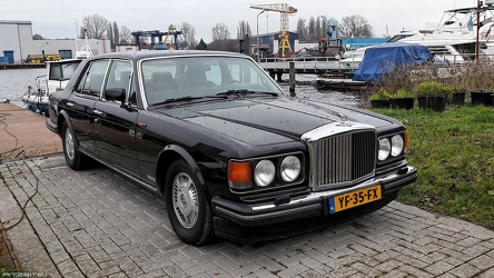 Bentley Mulsanne S 1990 fr3q