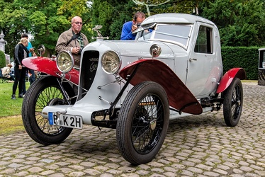 Amilcar CGS coupe by Duval 1927 fl3q