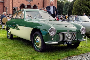 Fiat 1100 E berlinetta by Zagato 1952 fr3q