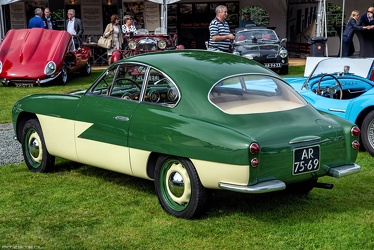 Fiat 1100 E berlinetta by Zagato 1952 rl3q
