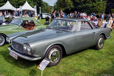 Lancia Flaminia GT 2.5 by Touring 1959 fl3q