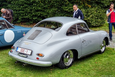 Porsche 356 A 1600 Super coupe by Reutter 1957 r3q