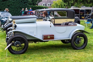 Salmson VAL3 sport 2-places 1924 side