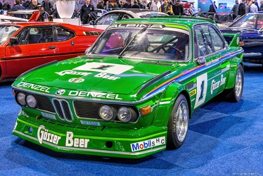 Alpina BMW 3.0 CSL E9 Group 2 replica 1974 fl3q