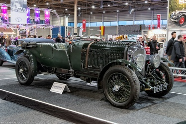 Bentley 4.5 Litre Le Mans tourer by Vanden Plas 1928 fr3q