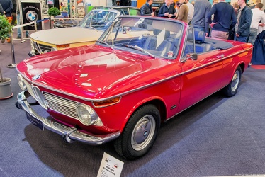 BMW 1600 cabriolet prototype by Karmann 1968 fl3q