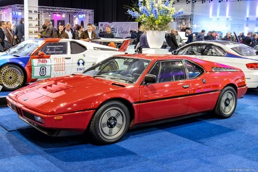 BMW M1 by Italdesign 1979 fl3q