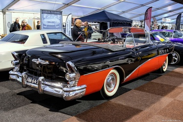 Buick Super convertible coupe 1955 r3q