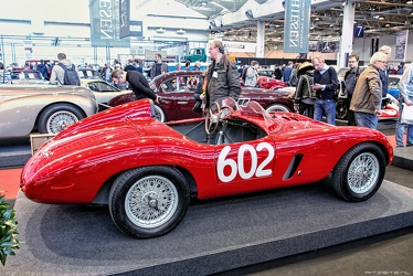 Ermini 357 Sport MM barchetta by Scaglietti 1955 side