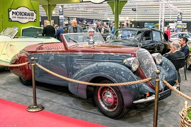 Steyr 220 roadster by Glaser 1938 fr3q