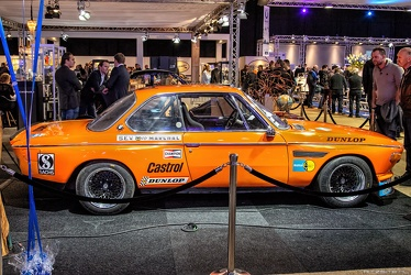 BMW 3.0 CSL Heidegger Group 2 1973 side
