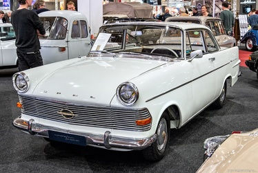 Opel Rekord P2 1700 coupe 1962 fl3q