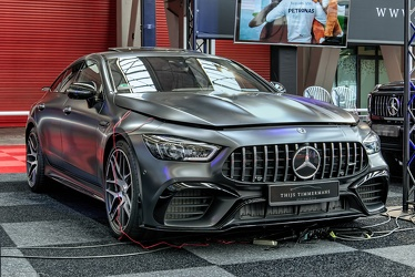 AMG Mercedes GT 63 S 4Matic+ X290 4-door coupe 2019 fr3q
