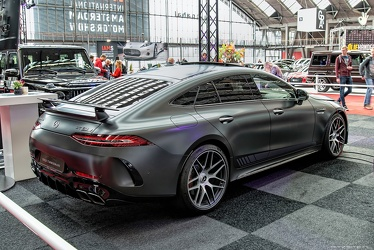 AMG Mercedes GT 63 S 4Matic+ X290 4-door coupe 2019 r3q