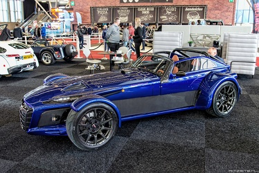 Donkervoort D8 GTO-40 2018 side