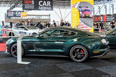 Ford Mustang S6 GT Bullit 2019 side