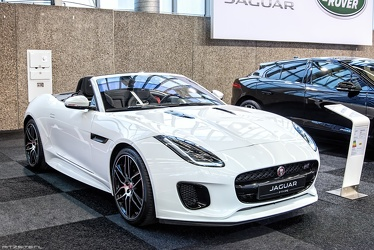 Jaguar F-Type 2.0 Litre Chequered Flag convertible 2019 fr3q