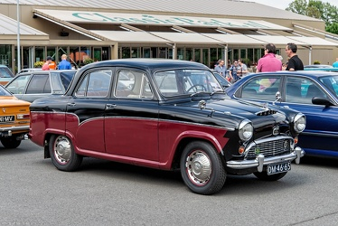 Austin A55 Mk I Cambridge 1957 fr3q