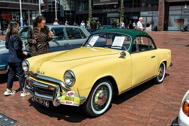 Simca 9 Sport coupe by Facel Metallon 1953 fl3q