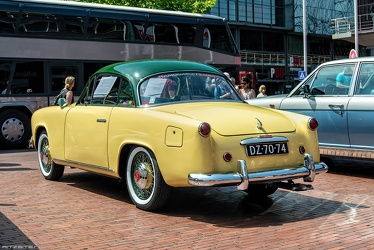 Simca 9 Sport coupe by Facel Metallon 1953 r3q