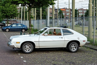 Ford Pinto Runabout 1978 side
