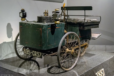 De Dion Bouton steam quadricycle 1887 fl3q