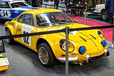 Alpine A110 1600 S Group 4 1970 fr3q