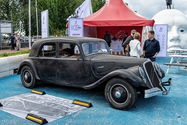 Citroen Traction Avant 22/8 replica 1934 fr3q